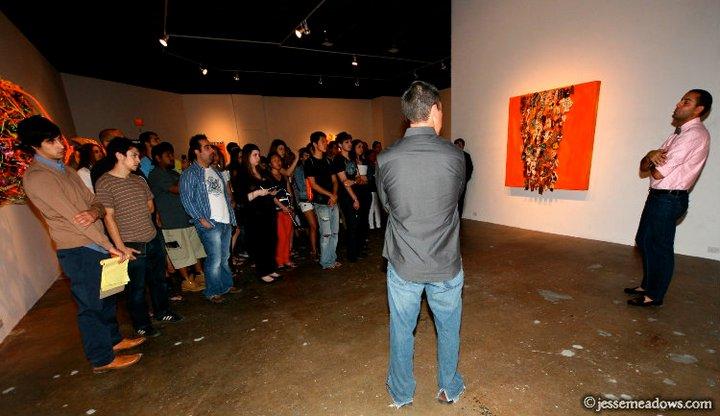 Aesthetics & Values at David Castillo Gallery