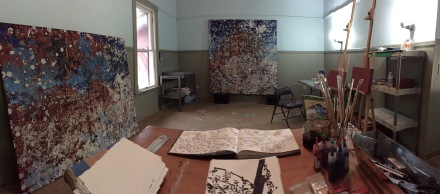 John William Bailly's studio at the Deering Estate (Photo: JW Bailly CC BY 4.0)
