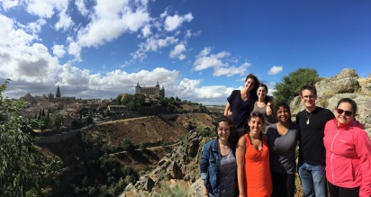FIU Spain 2016 in Toledo (Photo by JW Bailly CC BY 4.0)