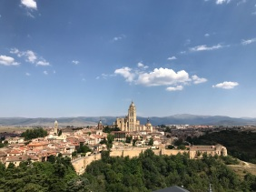 Segovia, España. (Photo by JW Bailly CC BY 4.0)