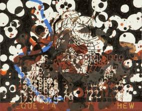 JW Bailly. Tequesta Chief Nephew, 2017. Oil on canvas. 11 x 14 in/28 x 36 cm. Courtesy of LnS Gallery.