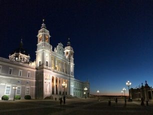 Madrid Catedral (Photo by JW Bailly CC BY 4.0)