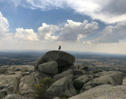 Hike in El Escorial (Photo by JW Bailly CC BY 4.0)