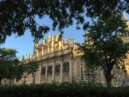 Catedral de Sevilla (Photo by JW Bailly CC BY 4.0)