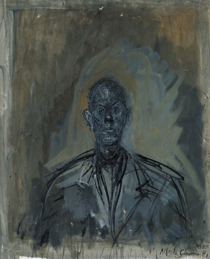 Diego 1959 Alberto Giacometti 1901-1966 Purchased 1960 http://www.tate.org.uk/art/work/T00358