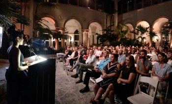 PAC 2018-2019 at Vizcaya Museum & Gardens © John William Bailly (CC by 4.0)