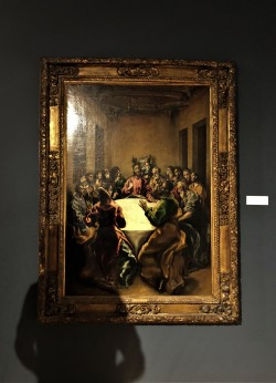 """The Feast in the House of Simon"" by El Greco © Sofia Guerra"